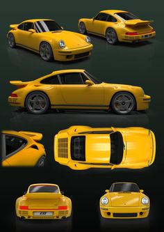 There it is, the masterpiece on wheels. Well done RUF to the new CTR