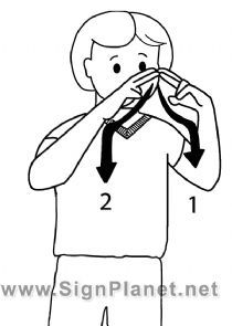Baby Sign Australia. Using AUSLAN (of course!) Brilliant