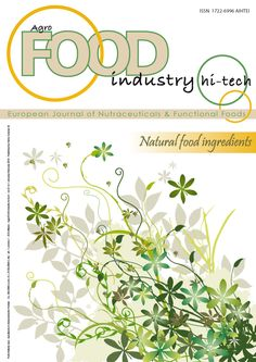 ealthier food, functional food, nutraceuticals  are the main topics of Agro FOOD INDUSTRY Hi-tech. All topics follow two different pathways complementary to each other: the ever increasing request for ingredients meeting people's new life and dietary habits as well as the need to provide studies on men's and women's health problems from early childhood to old age.