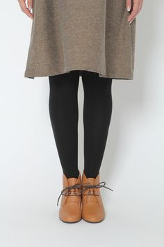 leather laceup short boots ++ niko and...