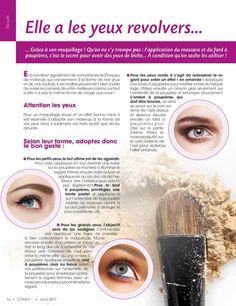 Mascara, Nature, Round Eyes, Winged Liner, Eye Shadow, Deceit, Makeup, Naturaleza, Mascaras