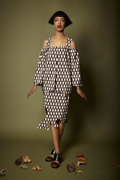 Lisa Folawiyo Presents Her Autumn/Winter 2015 Collection | FashionGHANA.com: 100% African Fashion