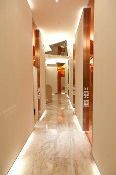 Hospital Interior    Marie France shop by Clifton Leung Design Workshop, Nanjing – China