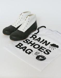 レインシューズ Stussy Livin' GS Rain Shoes