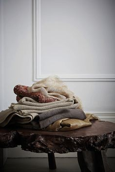 From the Top: Weathered Web - Camel, Persia - Pomegranate, Barbarian - Flax, Buffalo - Mud, Opera - Topaz Luxury Interior, Soft Furnishings, Innovation Design, Colours, Barbarian, Blanket, Pomegranate, Savage, Mud