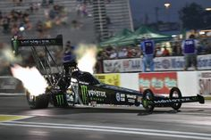NHRA Brittany Force of John Force Racing Welcomes Alan Johnson | Car Chix