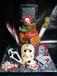 Cake of horrors