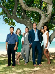 Hawaii Five-0 Promotional Images  Season 2