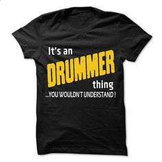 It is Drummer Thing ... 99 Cool Job Shirt ! - #sweater outfits #funny sweater. ORDER HERE => https://www.sunfrog.com/LifeStyle/It-is-Drummer-Thing-99-Cool-Job-Shirt-.html?68278