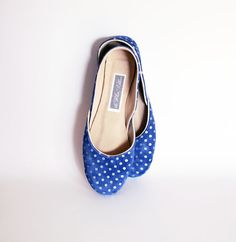 new Soft leather ballet flats Rockabilly by thewhiteribbon on Etsy, $72.00