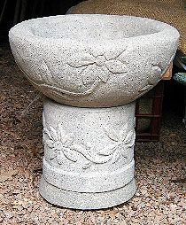 Hypertufa Sculpture | hypertufa/carved concrete/outdoor sculptures & planters