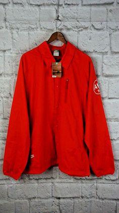 Nike Boy/'s Dri Fit Training Long Sleeve Varsity Red Shirt nwt $25