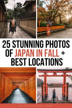 All the best spots to photograph fall foliage around Tokyo, Kyoto, Hakone and more. This travel photography will inspire you to visit Japan in Autumn if only to fill your Instagram feed with amazing photos! #japantravel #explorejapan #japantravelguide #japantrip | japan in fall autumn leaves | japan in fall travel tips | japan in fall beautiful | Japan in Autumn photography | Japan in Autumn photography