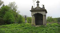 Село Тлусте, склеп старого кладбища
