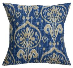 Pillow Cover for Throw Pillows for Couch or Sofa Decorative Pillow Sham for 18 inch Insert Ikat Blue Decorative Things,http://www.amazon.com/dp/B00E1QPCZC/ref=cm_sw_r_pi_dp_pGiZsb02247MP8SC