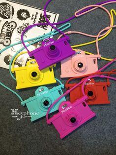 iphone7ケースパープルmoschinoカメラ型スマホケースiphone7 Plus/6plusモスキーノシリコン