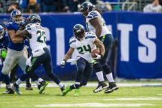 Photo Gallery - Seahawks at Giants