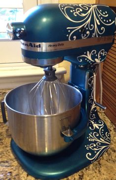 custom kitchenaid