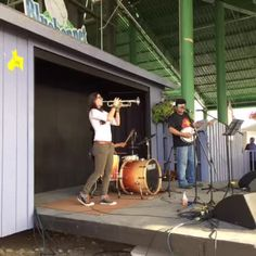 When The Saints Come Marching In by Randi Kay & The Pilots, Bluebonnet Stage…