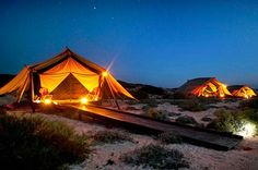 Camping in Ningaloo Reef - West Australia