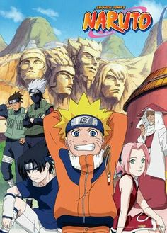 Naruto (with all filler episodes -.-) - I read a lot of KakaIru and Naruto x Sasuke fanfiction and decided after reading, it won't hurt to try the anime… 10 years later after the release in my country.^^