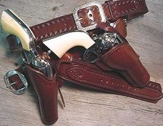 Western Leather Holsters   Old West Leather, Buckles, Cowboy Holsters, Custom Western Belts