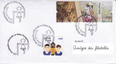 Sobrescrito circulado em correio normal com selo de 0,04€ da série Festas portuguesas colocado em circulação a 30 de Abril de 2013 e com selo Selo de taxa 0,36€ referente à série Apicultura - Continente colocado em circulação a 23 de Setembro de 2013