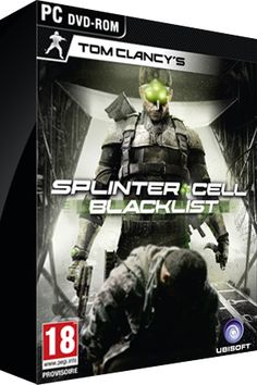 sklep z kluczami do gier  Tom Clancys Splinter Cell: Blacklist