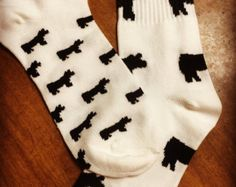 Show cattle long socks by kmlove1250 on Etsy