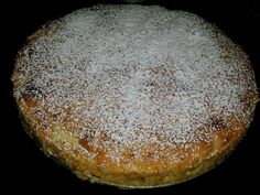 Tarta Sueca de Manzana