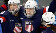 Is it Olympic gold or bust for US Women's National Team? = The United States Women's National Team hasn't won Olympic gold since 1998. Since the first Winter Olympics to include women's ice hockey (Nagano), the USA has.....