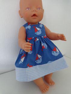 Puppen & Zubehör Puppenkleidung 43 cm baby born maritim Kleidung & Accessoires