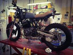 honda cb600fjigsaw customs | car&motorcycle | pinterest