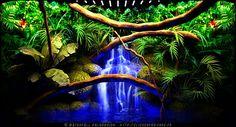 Cascada paludario - Creación de la A a la Z