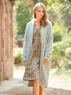 Пальто прямого крою з шалевим коміром: купити викрійки, пошиття і моделі   Burdastyle
