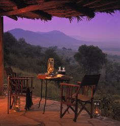 Klein's Camp, Serengeti National Park, Tanzania (by safari-partners)