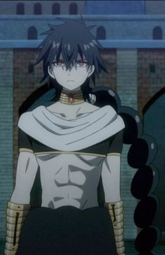 You are so innocent judal he's probably thinking yeah no I just murdered someone Magi Judal, Magi 3, Sinbad Magi, Sad Anime, Cute Anime Boy, Anime Guys, Magi Adventures Of Sinbad, Magi Kingdom Of Magic, Aladdin Magi
