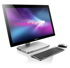 Lenovo IdeaCentre A720 Multi-touch PC Launches