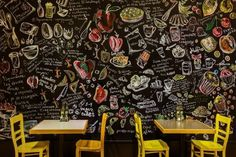 Trops.food fast food restaurant by T-Design, Sofia – Bulgaria » Retail Design Blog