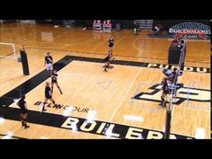 An Excellent Passing Drill from Dave Shondell! - Volleyball 2015 #23