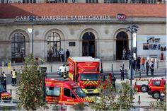 Horror! Man Screams 'Allahu Akbar' Before Stabbing Two Women to Death at a Train Station in France http://ift.tt/2x8v9WJ
