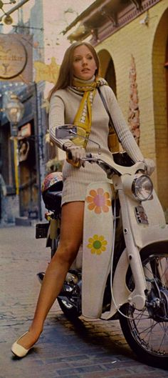 Scooter Girl, 1969