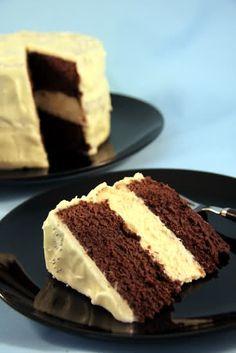 Frost cake - including New York cheececake Cheesecakes, Vanilla Cake, Fudge, Tiramisu, Frost, Favorite Recipes, Sweets, York, Baking