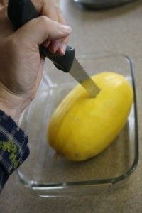 How to cook Spagetti Squash this is actually good!