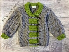 - Craft and Knitting Models Baby Knitting Patterns, Baby Cardigan Knitting Pattern Free, Crochet Baby Sweaters, Baby Hats Knitting, Crochet Baby Clothes, Knitting For Kids, Knitting Designs, Baby Patterns, Crochet For Boys