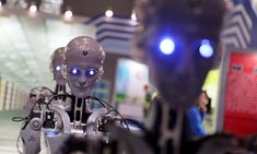 Artificial intelligence: 'Homo sapiens will be split into a handful of gods and the rest of us' A new report suggests that the marriage of AI and robotics could replace so many jobs that the era of mass employment could come to an end Cyberpunk, Science Fiction, Truth News, Technological Change, Research Companies, The Rest Of Us, Nanotechnology, Artificial Intelligence, Texts