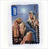 Australia $2.25 International post Christmas 2013 fine used stamp on paper Listing in the Queen Elizabeth II,Australia,Australia & Territories,Oceania,Stamps Category on eBid United Kingdom