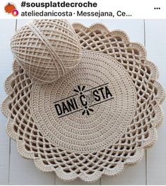 Pattern crochet coasters, Coffee Time Doily, Tea time Crochet Doilies, crochet rug pattern, hygge home decor (tutorial PDF file) Crochet Doily Patterns, Crochet Borders, Crochet Doilies, Crochet Flowers, Doily Rug, Crochet Round, Crochet Home, Hand Crochet, Cotton Crochet