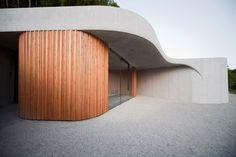 Building of the Year 2009, Religious: Farewell Chapel / OFIS Arhitekti