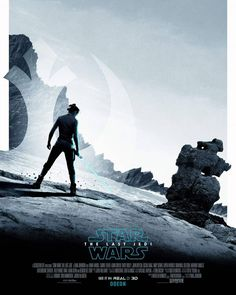 Star Wars The Last Jedi by @mattfergusonartist